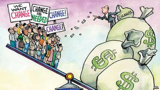 Liệu thế giới có bình đẳng hơn trong tương lai?