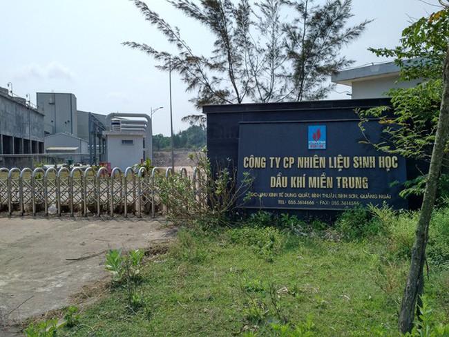 """Lãnh đạo Lọc Dầu Dung Quất nói gì về nhà máy Nhiên liệu sinh học bio-ethanol """"đắp chiếu"""" và hơn 2.700 tỷ đồng tiền gửi tại OceanBank?"""