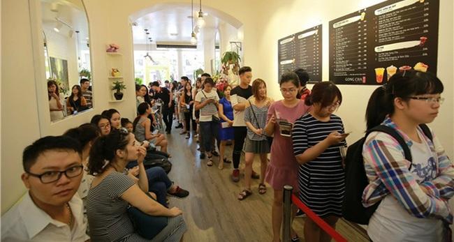 Trong bão đóng cửa của The KAfe, Gloria Jean's..., tại sao các chuỗi trà sữa như Ding Tea, Gong Cha.... lại bùng nổ dữ dội?