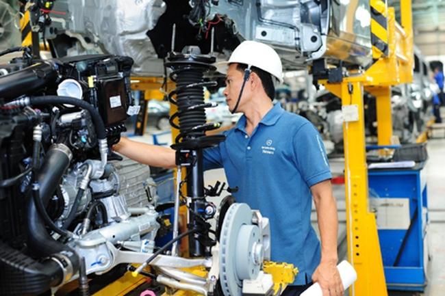 3 điểm nổi bật của ngành sản xuất tháng 8