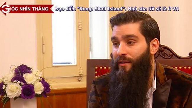 """Đạo diễn """"Kong: Skull Island"""": Nhà của tôi sẽ là ở Việt Nam"""