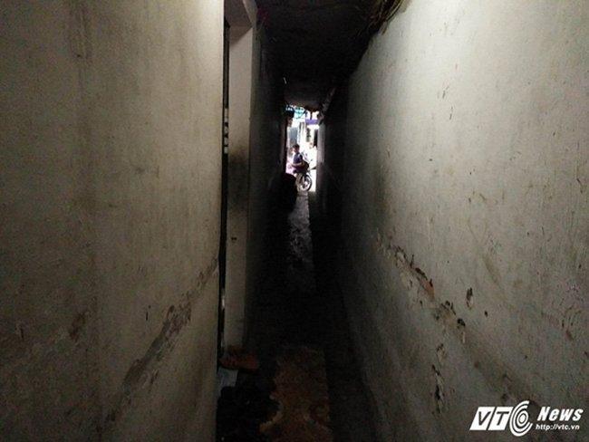Nhà phố cổ Hà Nội 5 triệu/m2, bán không ai mua