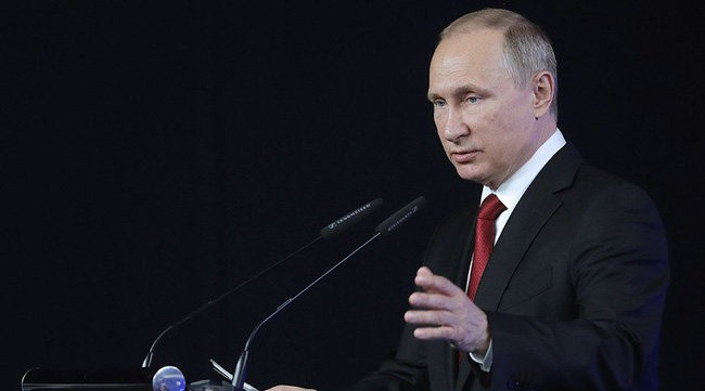 Putin nói về lệnh trừng phạt mới của Mỹ nhằm vào Nga