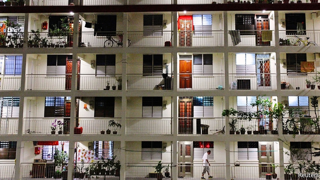 Đây là cách Singapore giúp 80% dân số sở hữu nhà ở dù là một trong những nơi đắt đỏ nhất thế giới