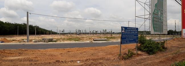 """""""Đột nhập"""" tâm chấn cơn sốt đất xung quanh sân bay Long Thành, chóng mặt với ma trận giá"""