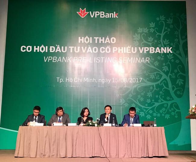 Nhà đầu tư nước ngoài đặt hơn 1,2 tỷ USD mua cổ phiếu VPBank – kỷ lục chưa từng có và khó bị phá vỡ trong tương lai