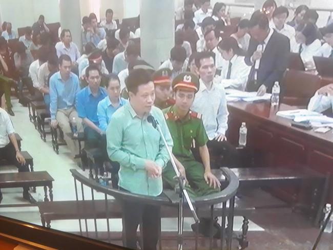 Dựa vào đâu mà Hà Văn Thắm tin Nguyễn Xuân Sơn không tham ô được tiền của OceanBank?