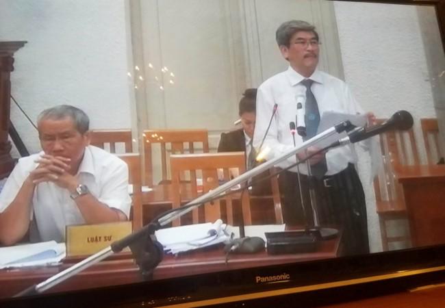Luật sư: Nếu Nguyễn Xuân Sơn tham ô thì Hà Văn Thắm bị lừa chứ không thể đồng phạm
