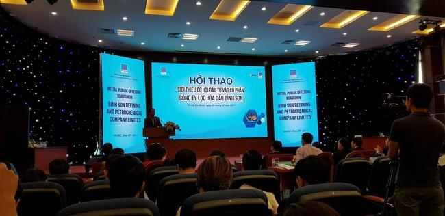Roadshow Lọc dầu Bình Sơn (BSR): Lý giải nguyên nhân đặt kế hoạch lợi nhuận suy giảm giai đoạn 2018-2022