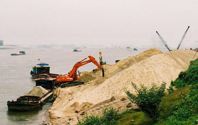 Thủ tướng yêu cầu rà soát hoạt động xuất khẩu cát