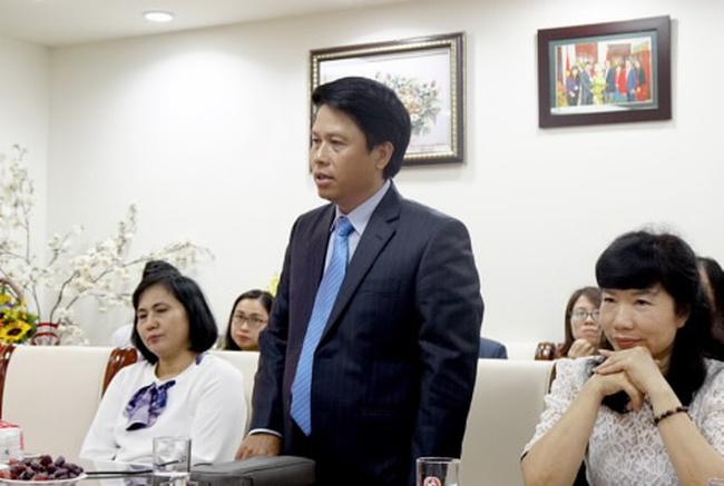 Chủ tịch NAPAS được bổ nhiệm làm Vụ trưởng Vụ Thanh toán NHNN