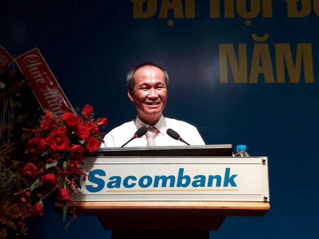 Chủ tịch Sacombank Dương Công Minh đã mua thành công 1,2 triệu cổ phiếu STB