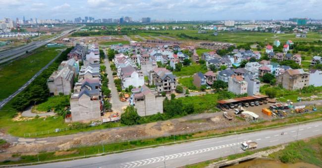 TP.HCM điều chỉnh giá đất một loạt dự án tại 3 huyện vùng ven