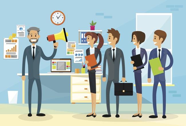 """Đây là kiểu sếp """"gây ức chế"""" cho bất cứ ai là nhân viên và cách để bạn đối phó với họ"""