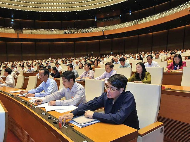 Công bố 9 nghị quyết của Quốc hội