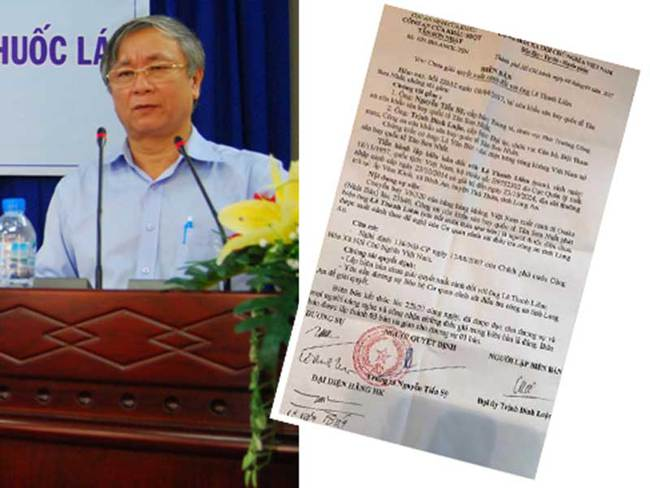 Cựu giám đốc Sở Y tế tỉnh Long An bị ngăn xuất cảnh
