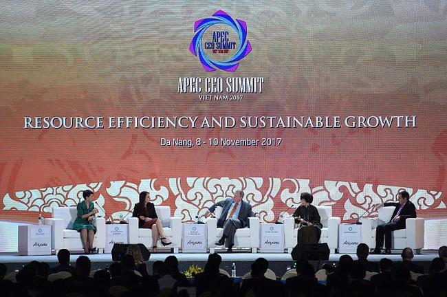 APEC CEO Summit 2017: Bà Thái Hương bật mí lý do lựa chọn đầu tư tại thị trường Nga