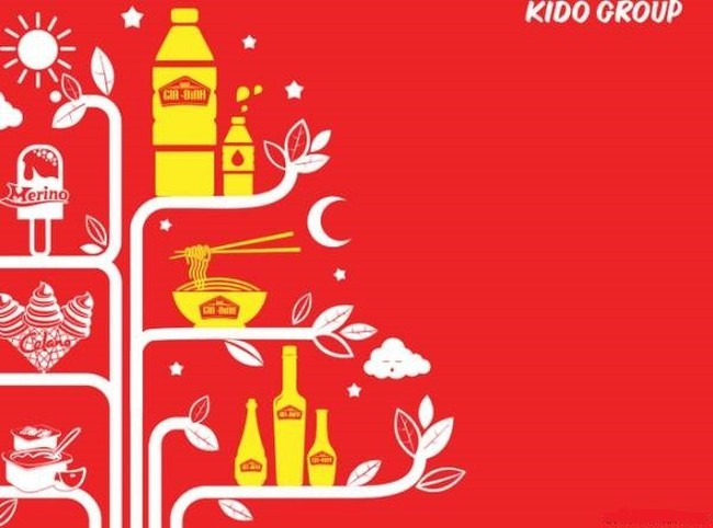 Doanh thu quý 1/2017 của Kido tăng 2 lần nhờ thâu tóm Tường An