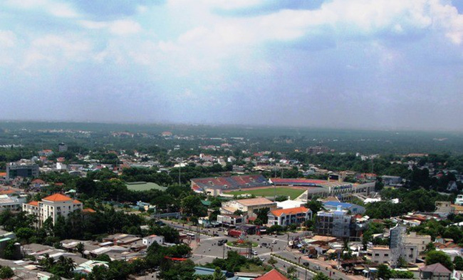Thành phố Thủ Dầu Một là đô thị loại I