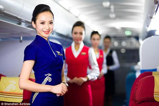 Những bí mật ít người biết về nghề tiếp viên hàng không