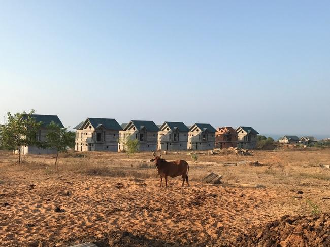 """""""Đắng lòng"""" nhìn cảnh những dự án resort bỏ hoang ở Kê Ga (Bình Thuận)"""