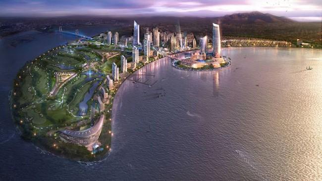 Người trong cuộc hé lộ nội tình dự án khu đô thị lấn biển lớn nhất Đà Nẵng