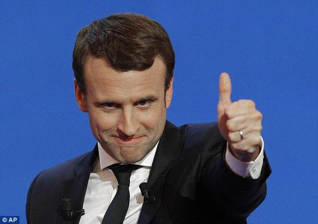Chính phủ trẻ tuổi của tân Tổng thống Pháp Emmanuel Macron