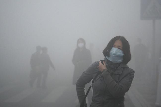 Bạn có biết ô nhiễm không khí ảnh hưởng thế nào tới sức khỏe không?