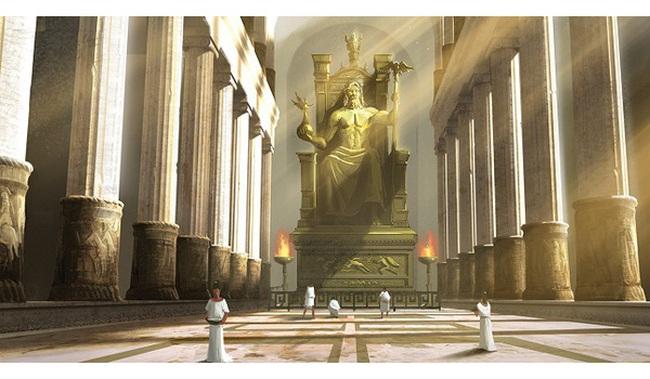 Nợ xấu Hy Lạp: Đến thần Zeus cũng phải bó tay!