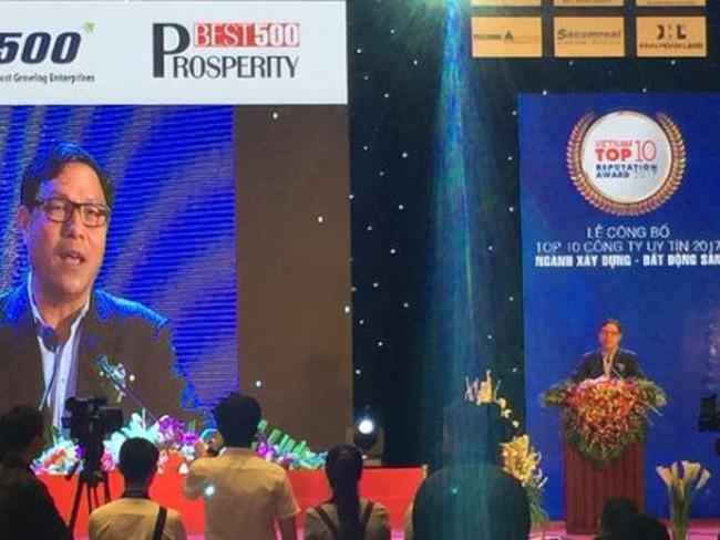 Top 10 doanh nghiệp thịnh vượng Việt Nam 2017: Điều gì tạo nên sự thịnh vượng?