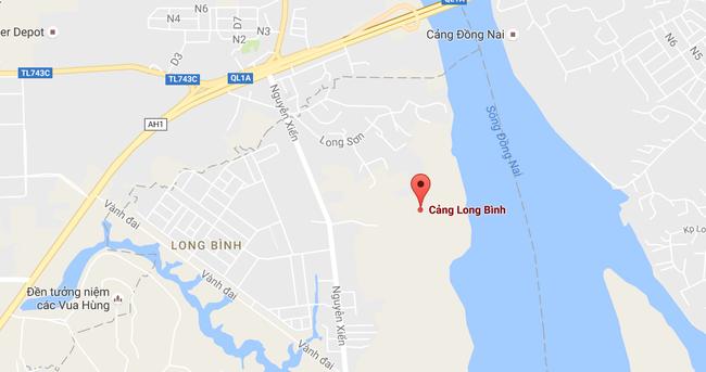 TP HCM: 5.800 tỷ đồng xây cụm cảng ICD mới tại phường Long Bình