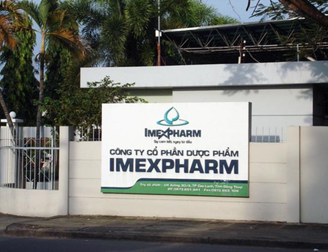 Giá vốn giảm, lợi nhuận 6 tháng của Imexpharm tăng 47% so với cùng kỳ