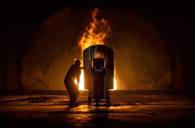 [Tin nóng] Giá thép cán nóng đạt mức kỷ lục sau vụ cháy nhà máy thép Trung Quốc, cổ phiếu thép đồng loạt tăng trở lại