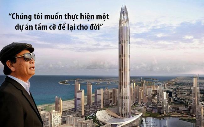 """Siêu dự án gần 3 tỷ USD """"chúa đảo"""" Đào Hồng Tuyển đề xuất đổi 5% đất TP.HCM như thế nào?"""