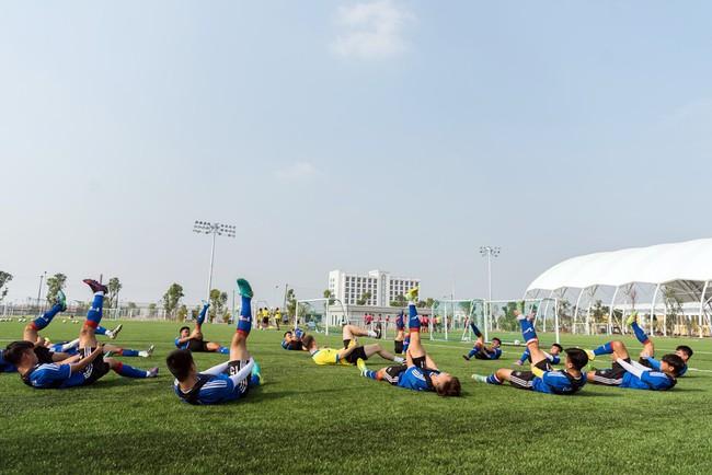 Vingroup sắp khánh thành trung tâm đào tạo bóng đá trẻ