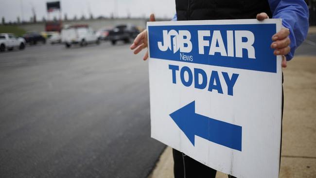 Tỷ lệ thất nghiệp của Mỹ thấp nhất 10 năm
