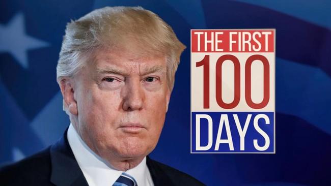 """""""Trăng mật"""" không suôn sẻ của Tổng thống Donald Trump"""
