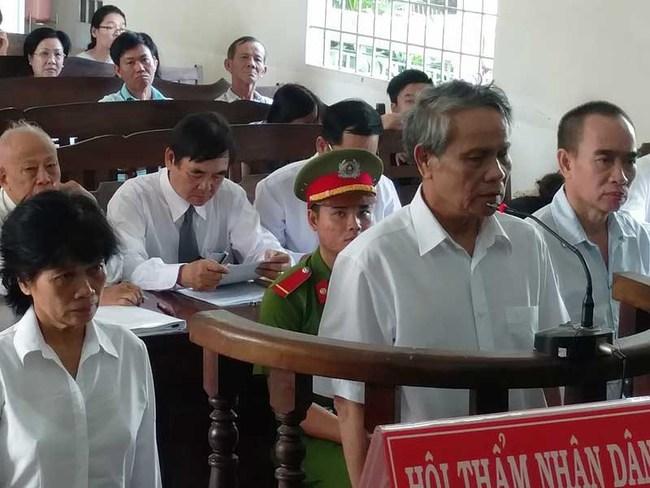 Tòa phạt tù nguyên lãnh đạo Công ty Mía đường Tây Ninh
