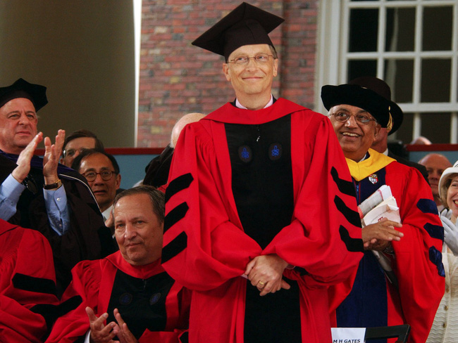 Các CEO thành công nhất trong lĩnh vực công nghệ theo đuổi chuyên ngành gì khi học đại học?