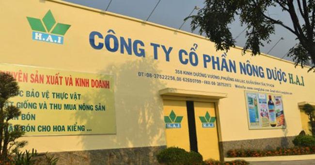 Giá cổ phiếu tăng vọt, một cá nhân đã bán ra 4,7 triệu cổ phiếu của Nông dược HAI