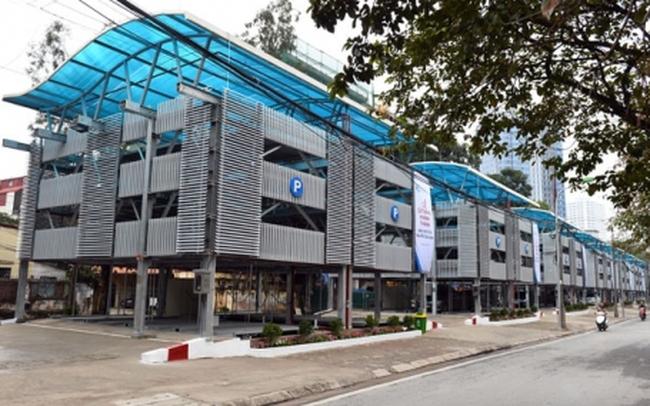 Hà Nội khởi động lập quy hoạch gara ngầm nội đô