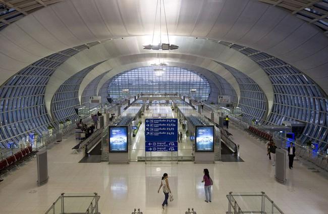 Thái Lan dự định đầu tư 6 tỷ USD để mở rộng 6 sân bay quốc tế