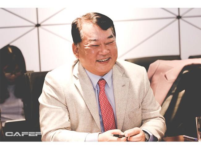 Năm mới trò chuyện cùng Phó TGĐ Samsung Việt Nam: Món ăn yêu thích của tôi là phở bò!