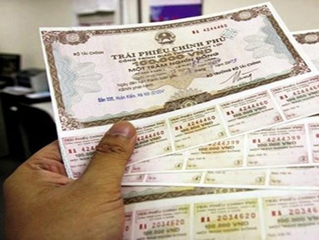 Tất cả số trái phiếu huy động trong tháng 7 đều do Kho bạc Nhà nước phát hành
