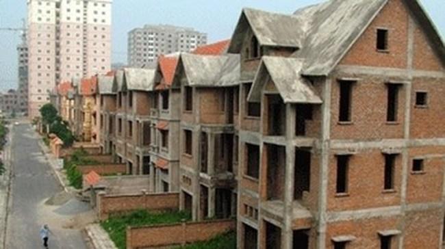 Tốc độ giảm hàng tồn kho bất động sản đang chậm lại