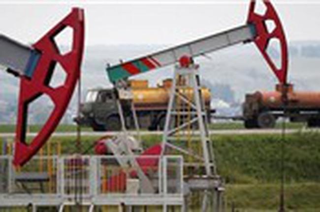 Giá dầu tăng sau nhiều phiên giảm mạnh