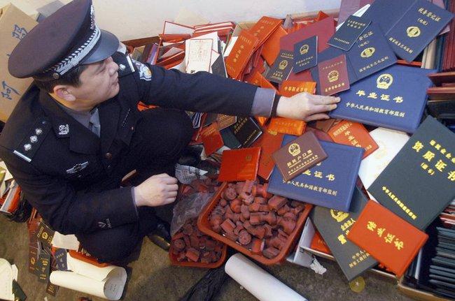 """Blockchain có thể giúp """"xóa sổ"""" nạn bằng giả ở Trung Quốc?"""