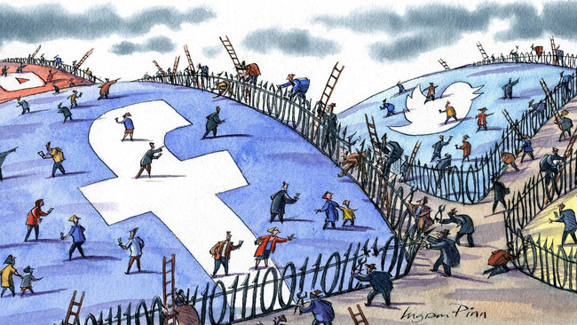 Facebook đối mặt với 'thảm kịch tài nguyên chung'