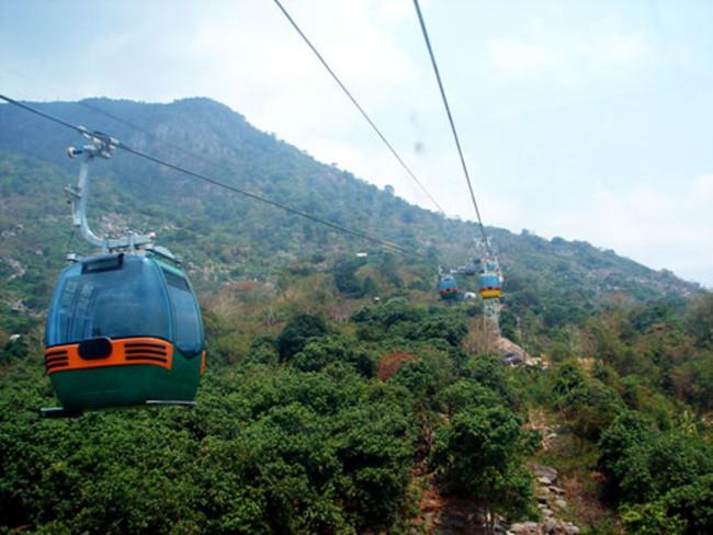 Cáp treo Núi Bà Tây Ninh (TCT): 6 tháng lãi gần 83 tỷ đồng vượt 3% kế hoạch
