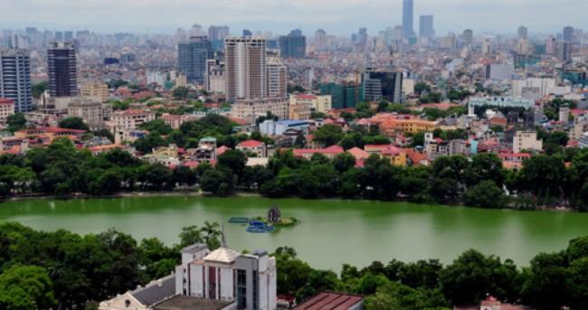 Hà Nội đồng ý xây dựng đề cương chương trình phát triển đô thị